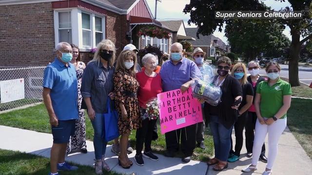 Super Seniors Celebration