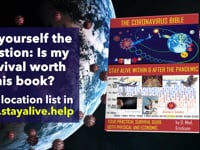 The Coronavirus Bible: Stay Alive Within And After The Pandemic