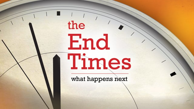 The End Times : Week 3  : Sept 13, 2020