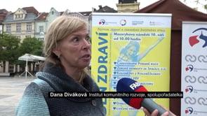 Den zdraví a férový piknik na Masarykově náměstí v Ostravě
