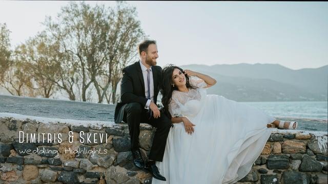 Dimitris & Skevi | Wedding Highlights