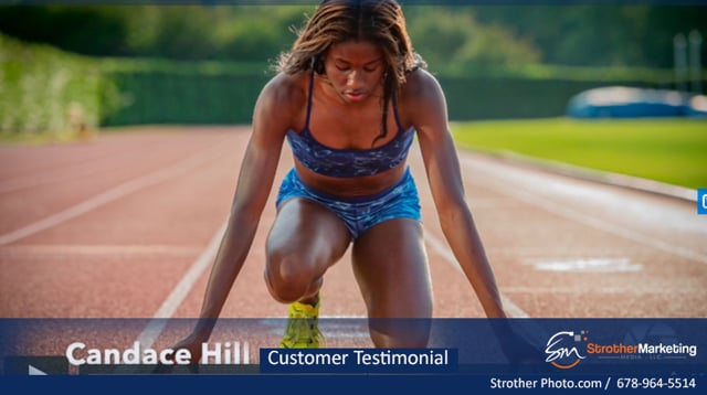 Testimonial from Candace Hill - World Junior Champion