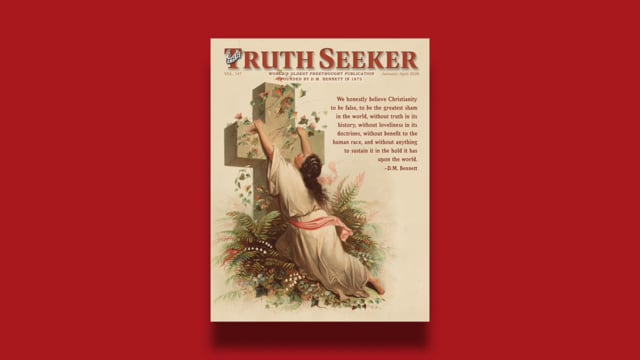THE TRUTH SEEKER JANUARY––APRIL 2020