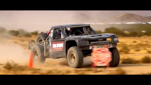 DESERT RACE 600