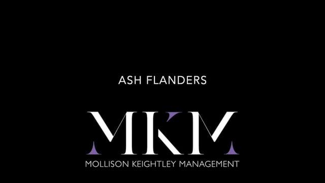 Showreel for Ash Flanders