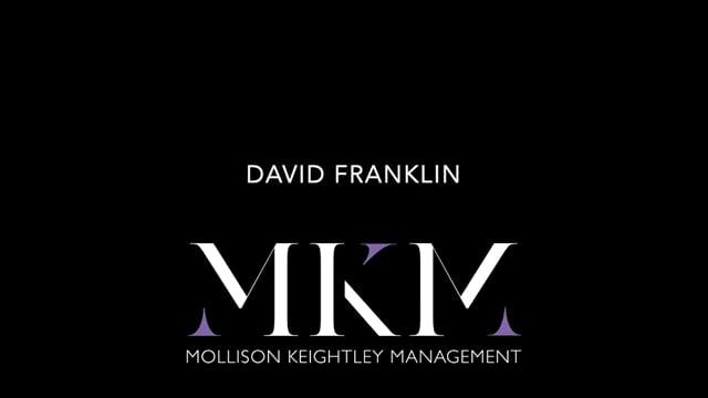 Showreel for David Franklin