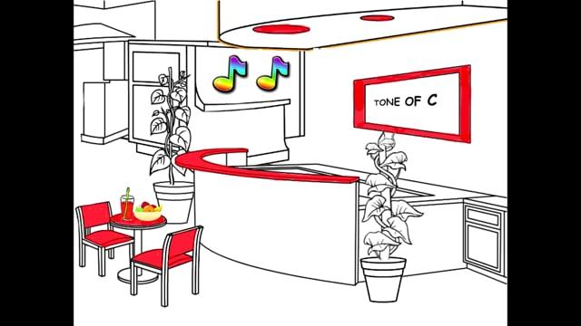 Musical Spa #1 - Tone of C