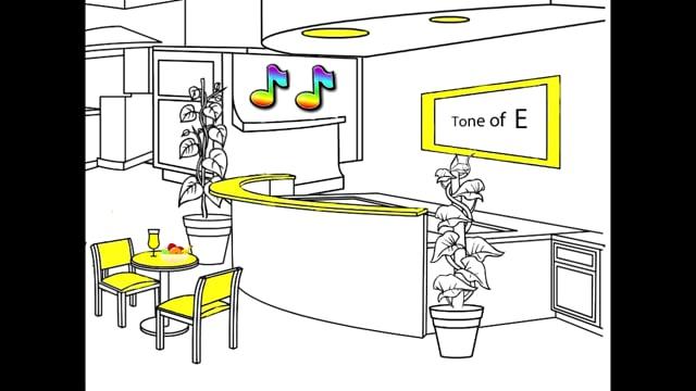 Musical Spa #3 - Tone of E