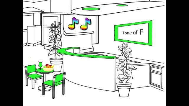 Musical Spa #4 - Tone of F