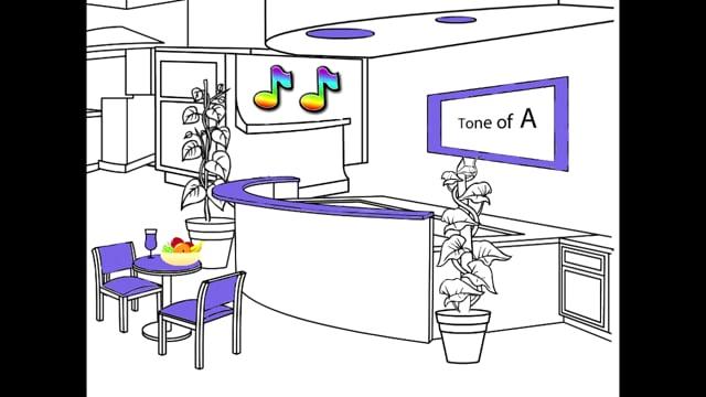 Musical Spa #6 - Tone of A