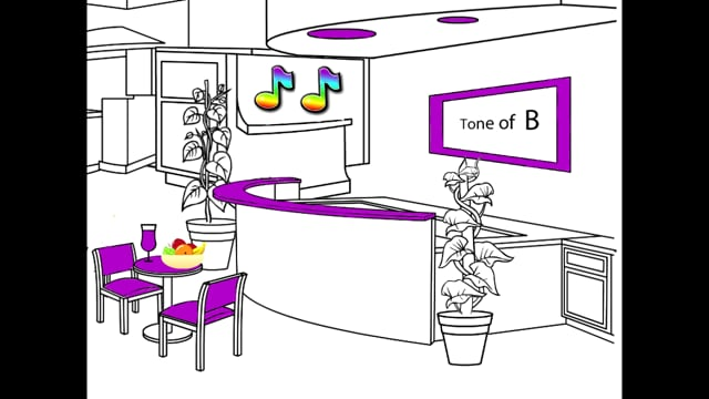 Musical Spa #7 - Tone of B
