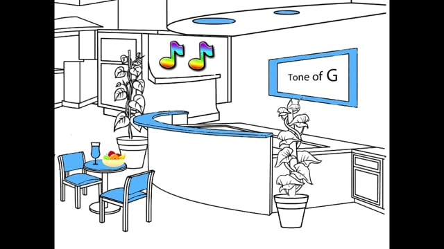 Musical Spa #5 - Tone of G