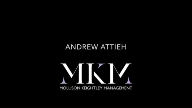 Showreel for Andrew Attieh