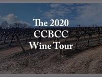 CCBCC Wine Tour 2020