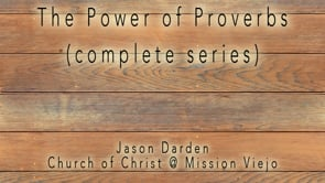 The Power Of Proverbs (Full Series)