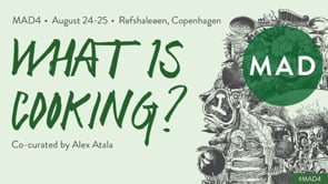 MAD 2014: What is Cooking?