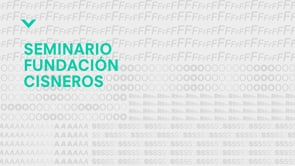 Seminario Fundación Cisneros 2014