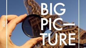Big Picture 2015 : réimaginer Paris