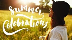 SUMMER CELEBRATIONS 2015