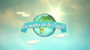 La meteo de la COP21