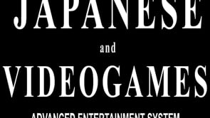 Japanese and Video Games