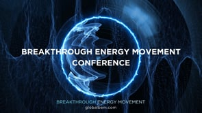 Breakthrough Energy Movement Conference 2016