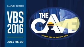 The Cave VBS 2016