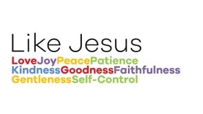 Like Jesus Sermons