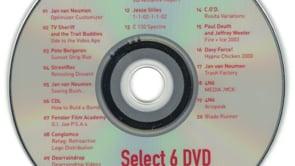 SELECT 6.66 DVD