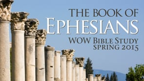 WOW Bible Study: Ephesians 2015