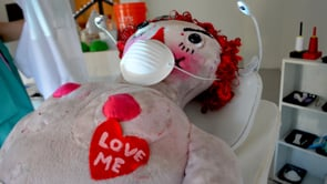 Raggedy Ann to Real Doll, LACE IE9, June 8th, 2016, a performance-installation at Irrational Exhibits #9