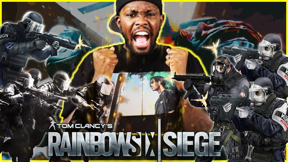 Rainbow 6 Siege Solo Series