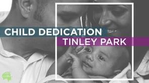 Child Dedications - Tinley Park Campus
