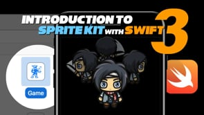 Introduction to Sprite Kit with Swift 3 - Video Tutorials