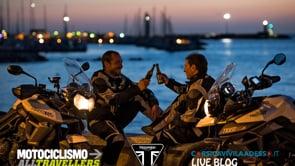 TRIUMPH Corsica Live-Blog