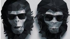 Space Monkeys Reel para BBVA / Farenheit DDB