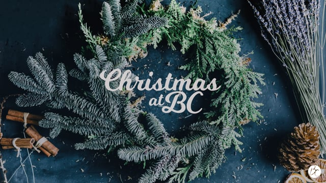 Christmas At BC 2017