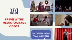 Jingle Jam: Simple Christmas Media Package Preview