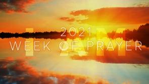 Week of Prayer 2021
