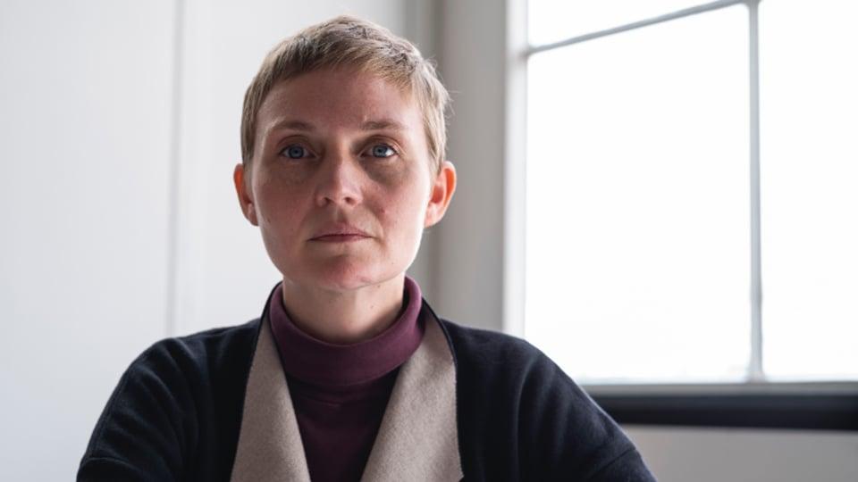 Heather Dewey–Hagborg Ph.D.