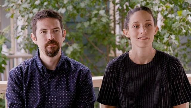 Theo Watson & Emily Gobeille