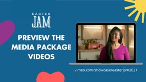 Easter Jam: Reconnect Media Package Preview