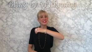 Inspiration Behind the Designs-Whitney Wilkening-Daube, Founder, Bling by Wilkening