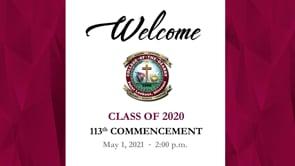 COFO 2020 Graduation
