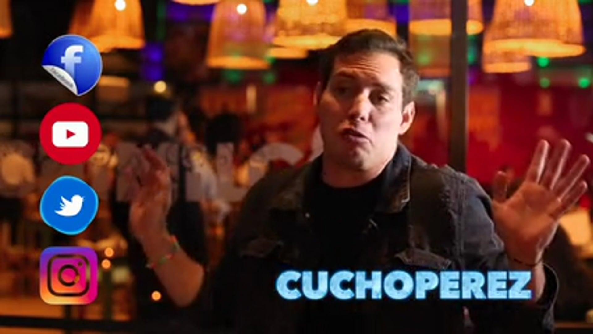 Cucho Pérez en RTV