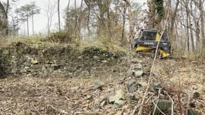 Lake Roland Historic Site Restoration