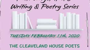 Cleaveland House Poets read at Pathways 2017 - 2021