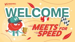 Meets for Speed - Smashing Meets September 2021
