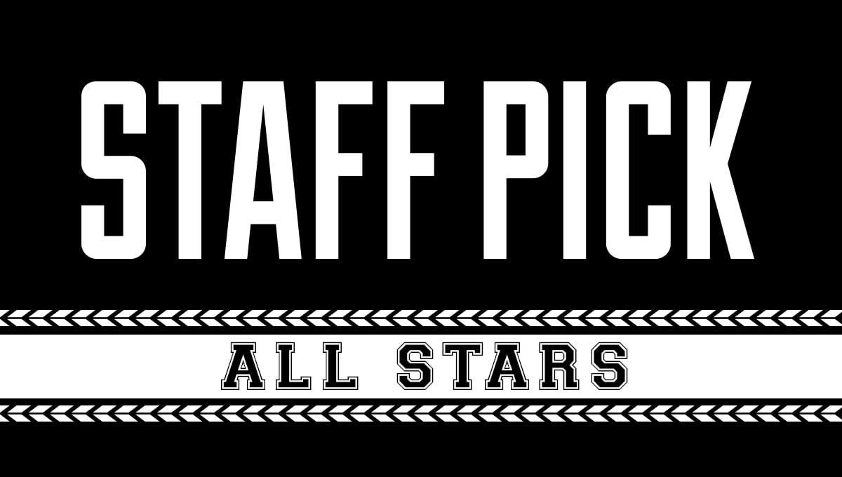 Staff Pick All-Stars: The most badge