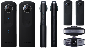 Find the best 360 camera for your shoot (and your budget)